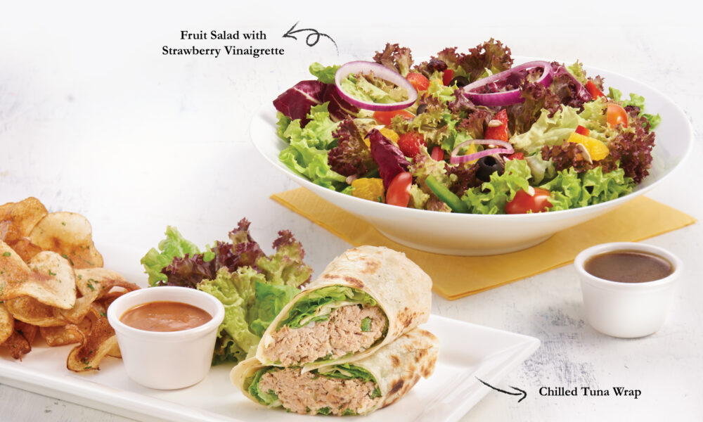 Salad-_-Wrap