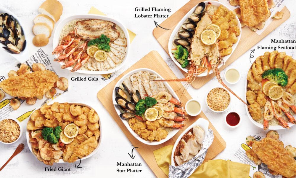 Sharing-Platter